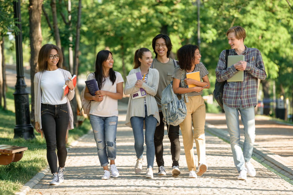 Student College Transfers in USA different culture